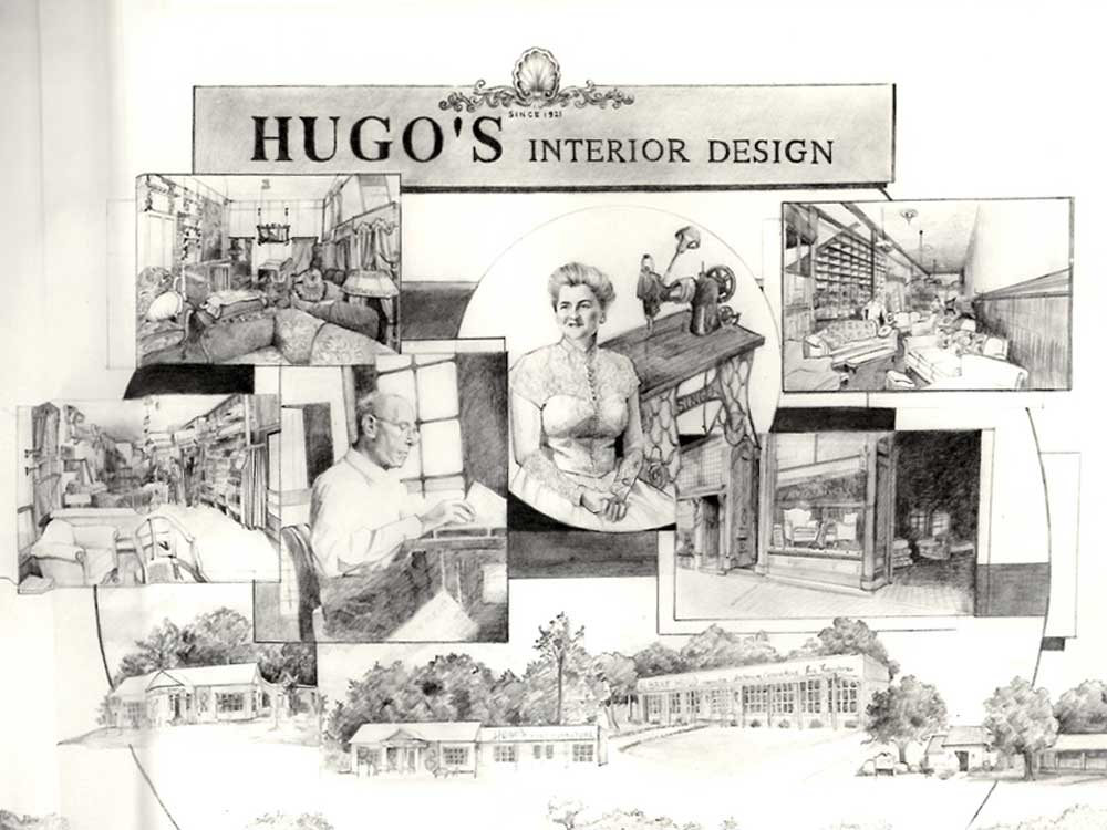 Hugos Interior Design - Founded in Jacksonville, FL - Since 1921